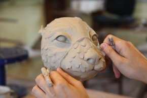 Sculpting Fantastic Heads (9-15)