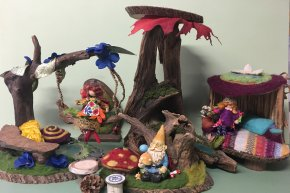Woodland Fairy Homes Family Workshop