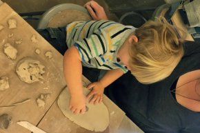 Drop In: First Clay for Little Ones