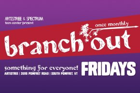 BRANCH OUT: Creative Events for Teens!